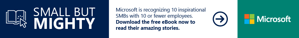 Microsoft – Free eBook for SMB