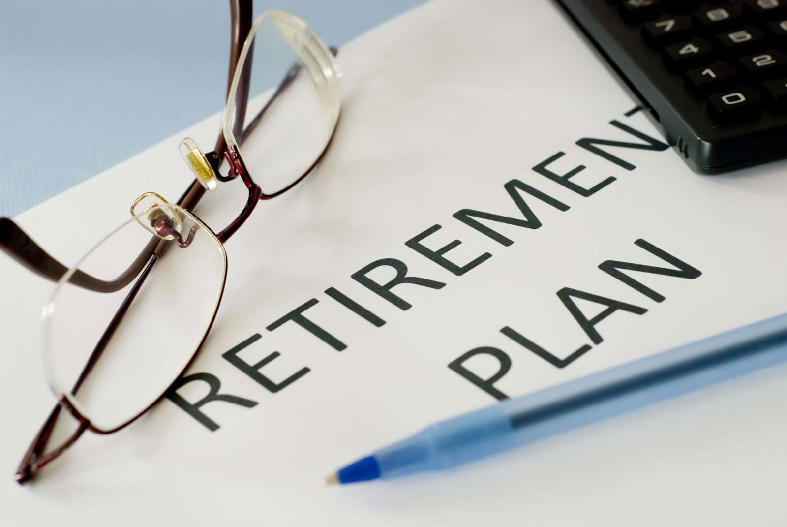Small business retirement plan