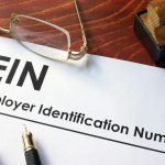Applying for an Employee Identification Number