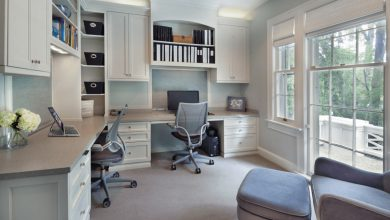 Photo of 5 Ways To Create A More Productive, Relaxing Home Office
