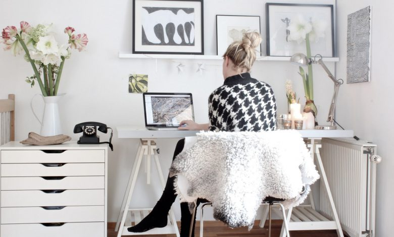 Space Saving Tips for Your Home Office