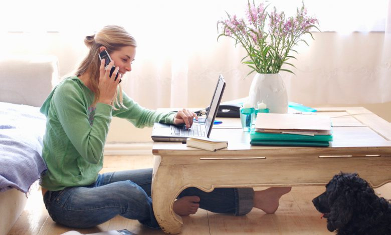 Infographic: How to Get The Most Out of Working Remotely