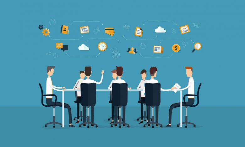 Small business collaboration tools