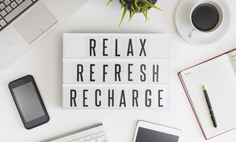 Refresh Your Office, Refresh Yourself