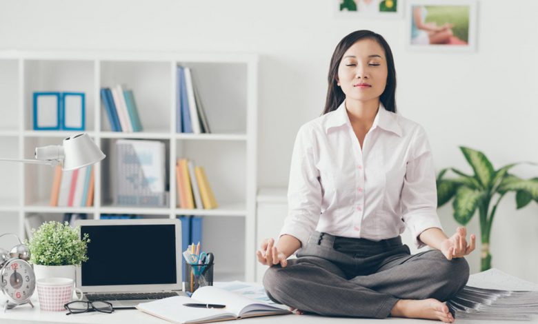 Find Your Peace at the Office