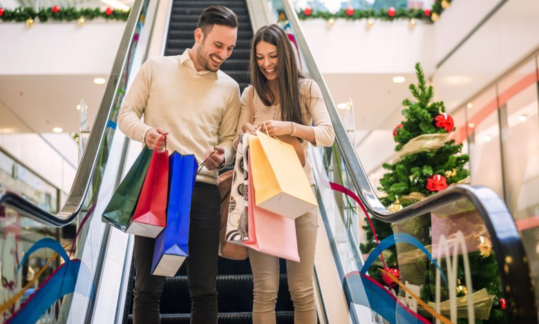 Getting holiday shoppers in your store