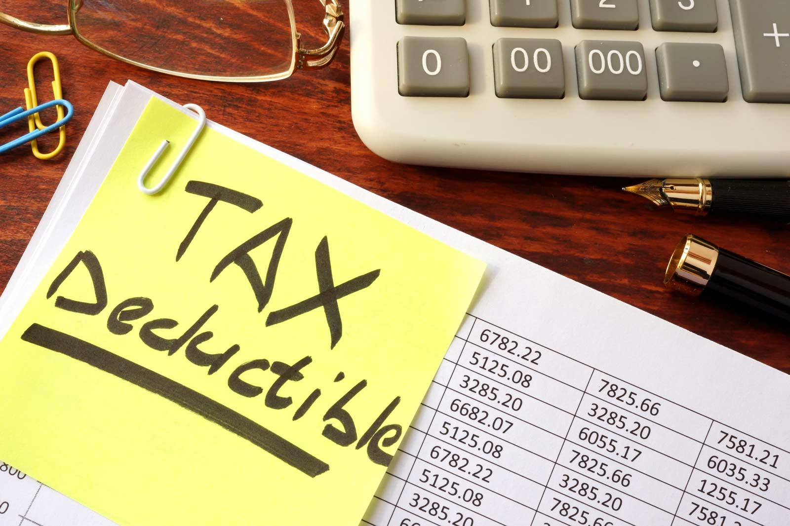 Small Business Tax Deductions Made Easy