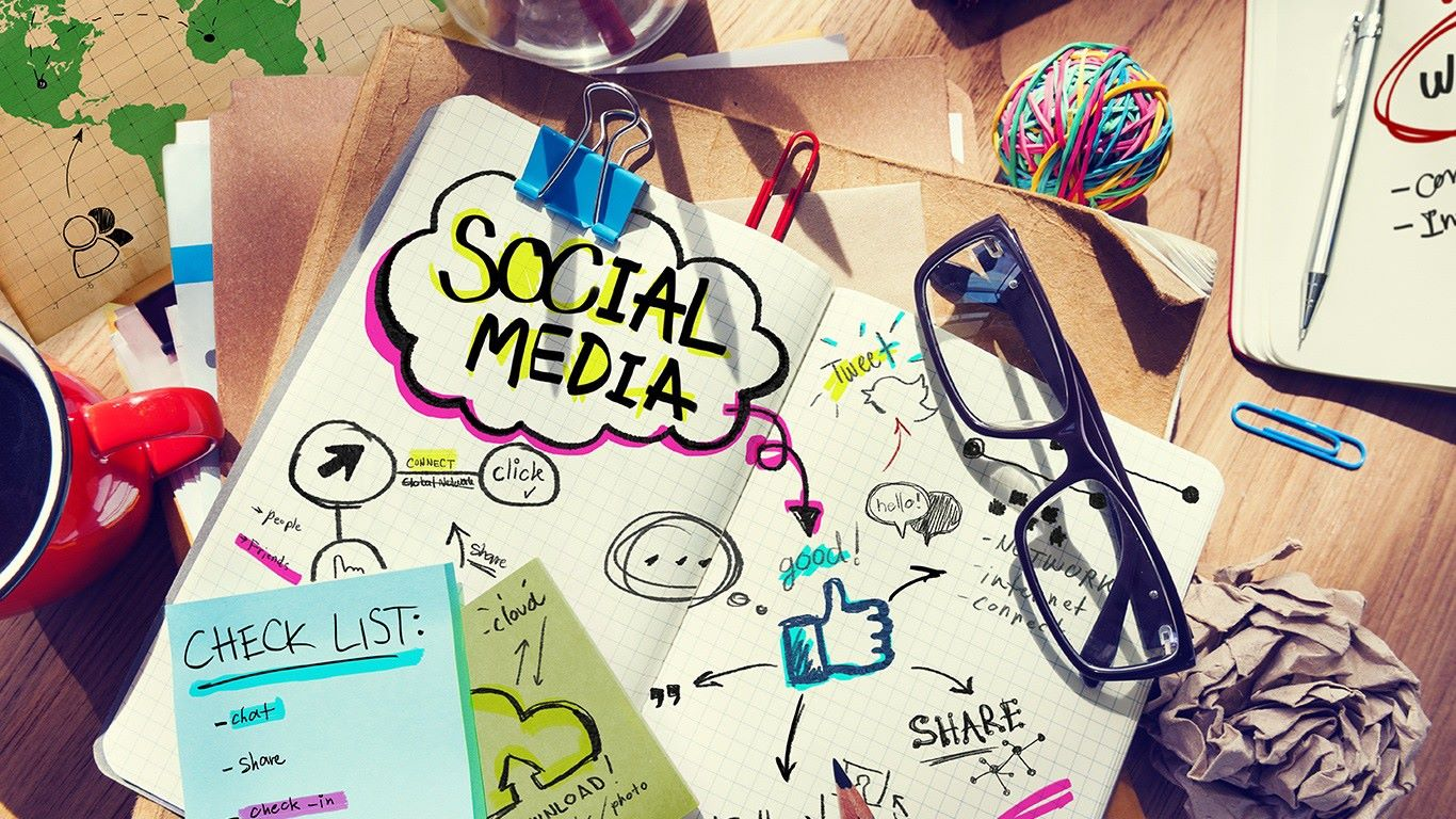 Infographic: The Ultimate Checklist For Managing Your Social Media