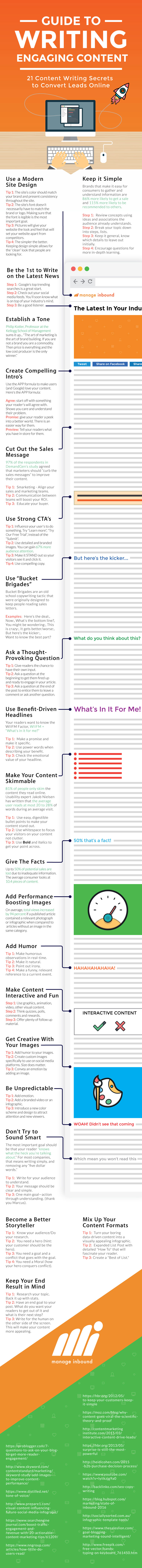 Infographic: How to Create More Engaging Content