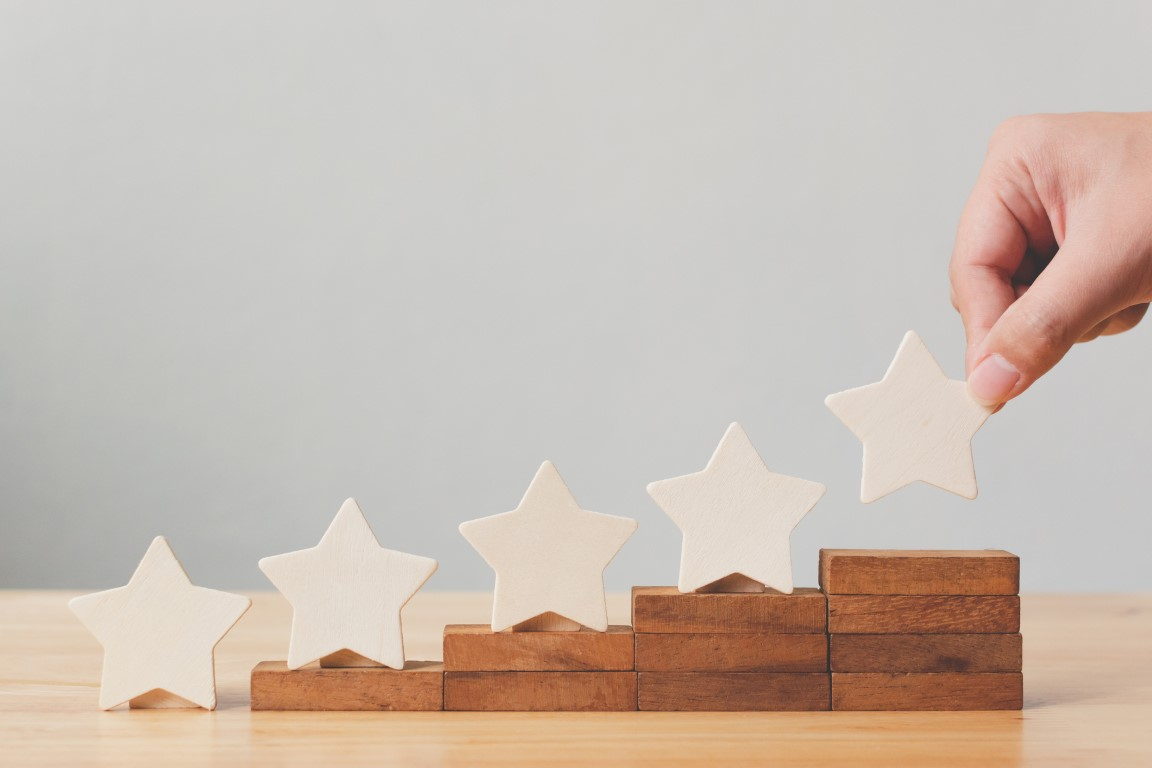 5 Easy Ways to Rock Your Customer Rating