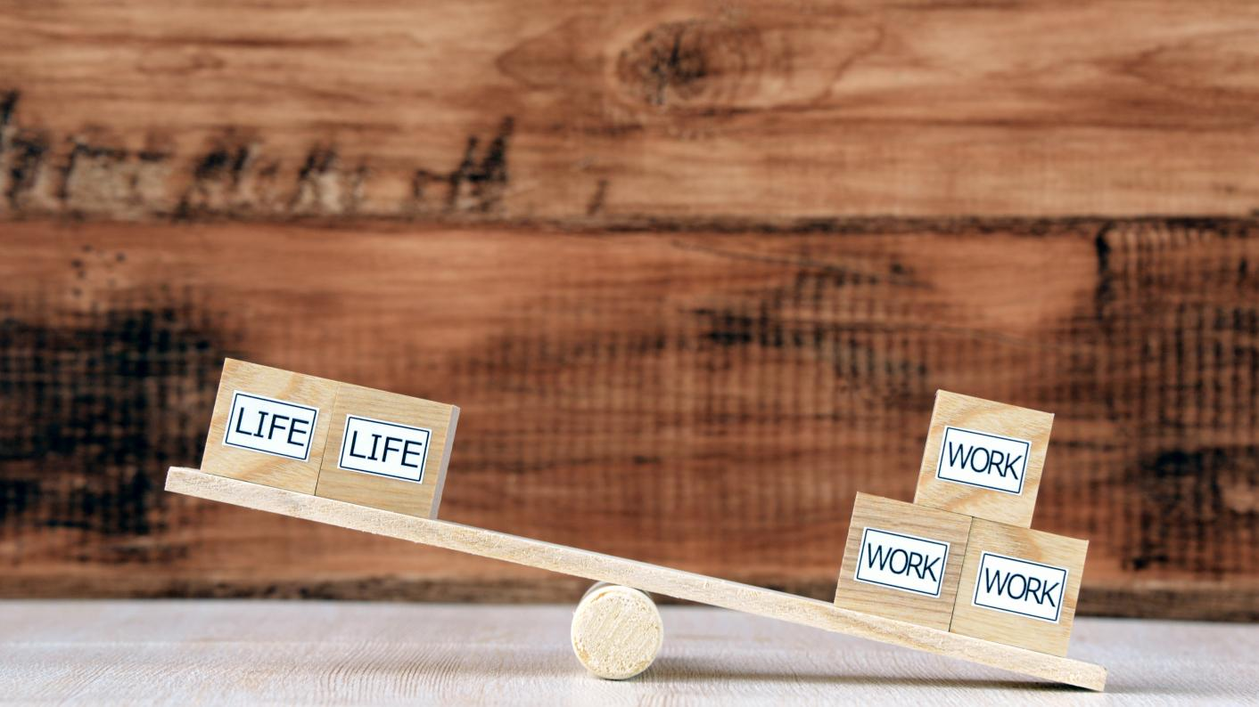 Finding Your Work-Life Balance in 8 Easy Steps