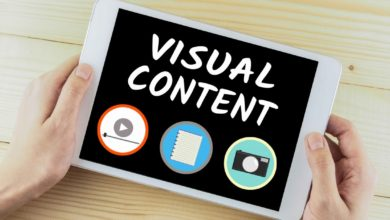 Photo of Infographic: 5 Types of Visual Content to Include in Your Marketing