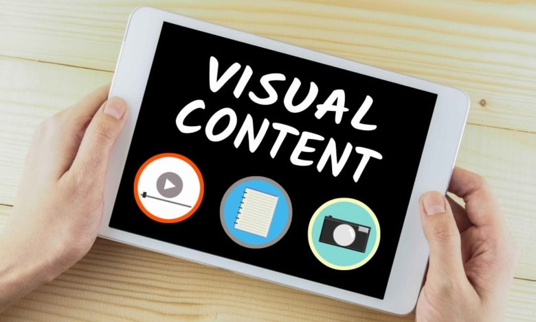 Infographic: 5 Types of Visual Content to Include in Your Marketing