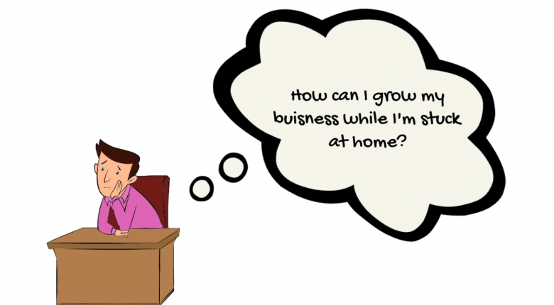 Photo of Quick Video: 3 Ways to Grow Your Business While Stuck at Home