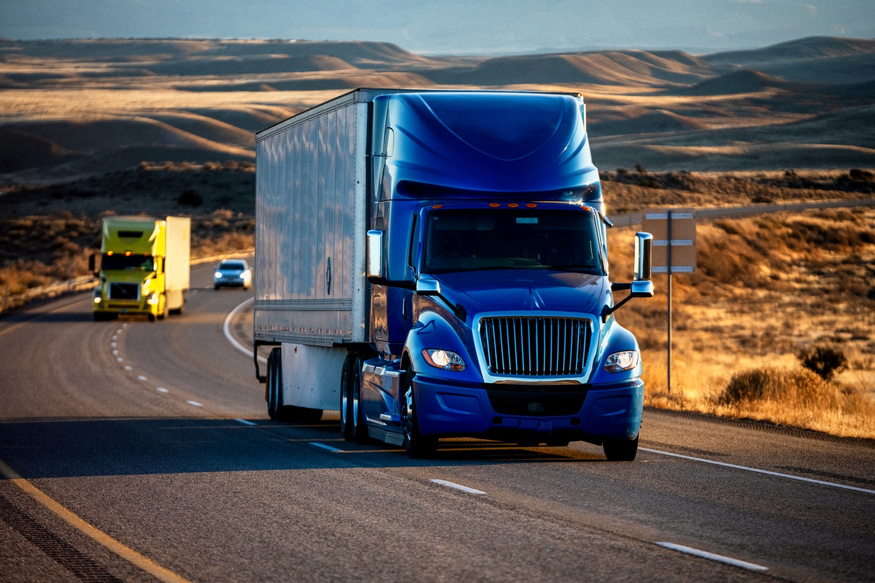 The Impact of Climate Change on Trucking