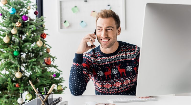 Holiday Ideas for the Remote Workplace